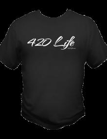420 Life T Shirt