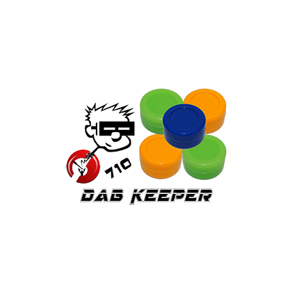 Dab-Keeper-Container