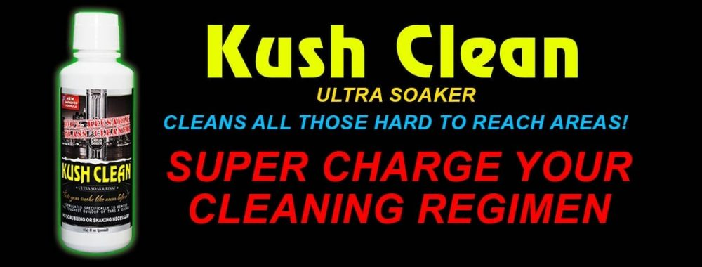 Kush Clean, bong cleaner