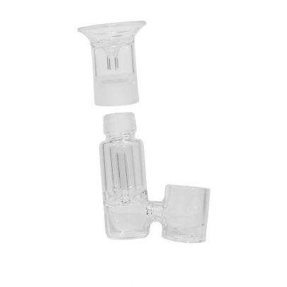 oZone eNail eRig heanil glass top split glass