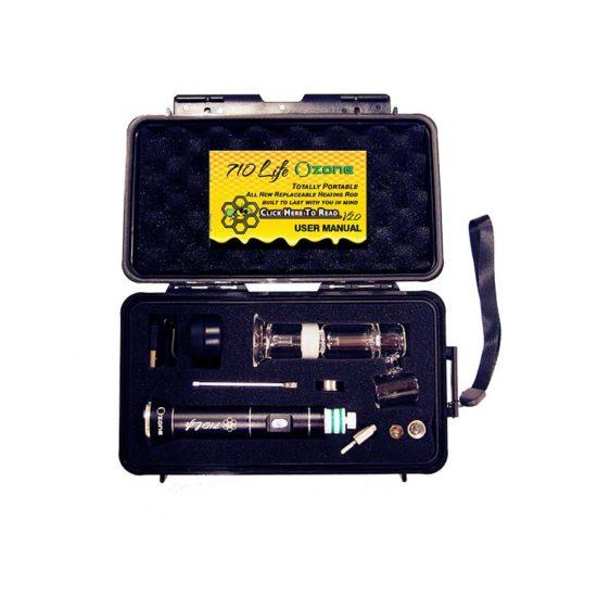 710 Life oZone V2, portable enail, ozone enail