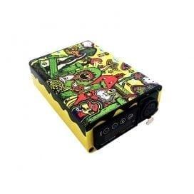 710 Life eNail Super Mario Bros Honeycomb Limited Edition