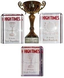 420 Life 710 Life best enail High Times Cannabis Cup Winners