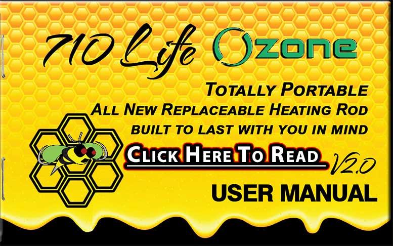 710 Life oZone Portable Enail Instruciton Manual - Setting Up Your New eNail